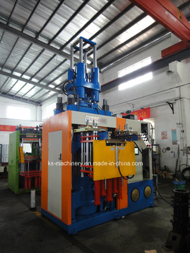 Injection Molding Machine with Ce for Making Rubber Products Auto Parts (30U4)