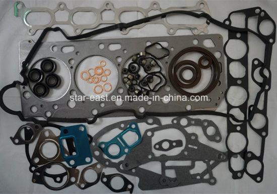 for Mitsubishi 4D56 Overhaul Engine Gasket Kit OEM No  1000A407