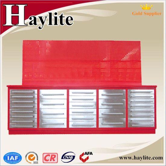 Garage Modular Metal Steel Large Tool Cabinet Storage Workbench