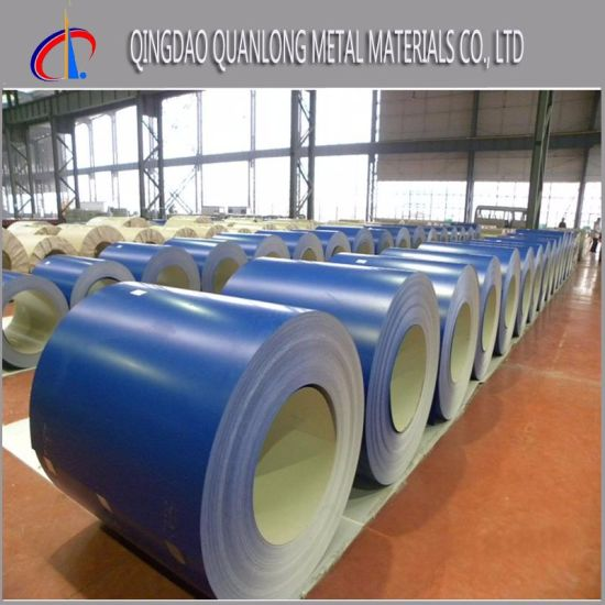 Prepainted Galvanized Steel Coil with All Ral Color pictures & photos