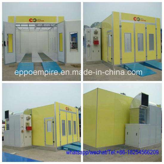 Factory Price High Quality Car Paint Spray Booth pictures & photos