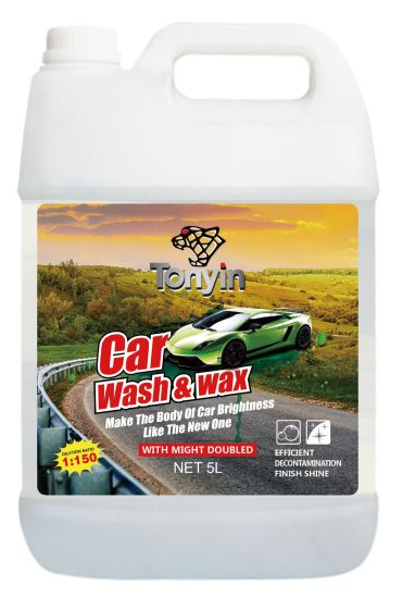 All Purpose Detergent Wash &Wax for Car Care pictures & photos