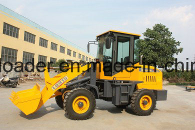 Wheel Loader Construction Machinery (LQ915) pictures & photos