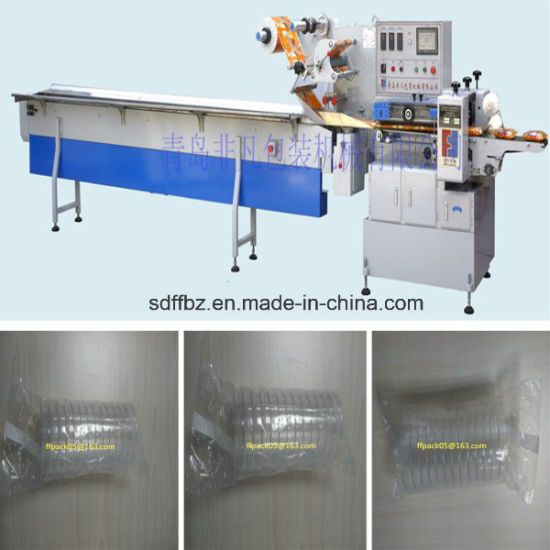 Ce Certificated Automatic Petri Dishes Flow Wrapping Machine pictures & photos