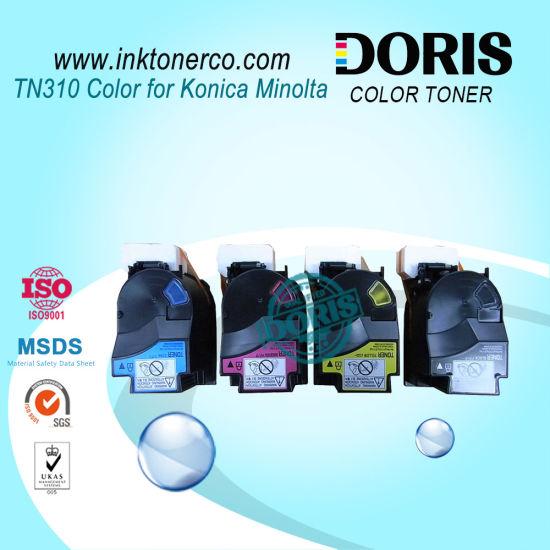Tn310 Japan Color Copier Toner for Konica Minolta Bizhub C350 C351 C450