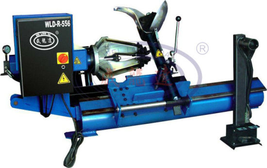 Wld-R-556 Truck Tire Changer (special for truck & bus tire)