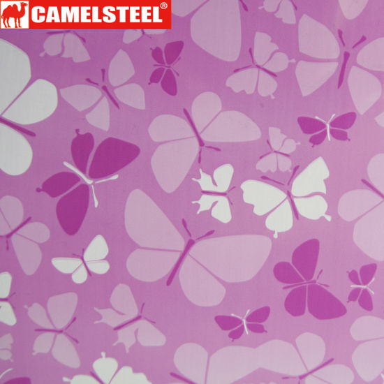 Pattern Design PPGI for Construction Decoration Material pictures & photos