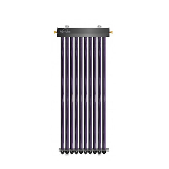 Apricus Heat Pipe Evacuated Tube Solar Collector Water Heater pictures & photos