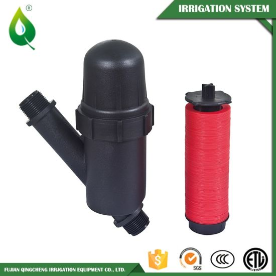 "Plastic Disc Irrigation 11/2"" Male Thread Water Filtration pictures & photos"
