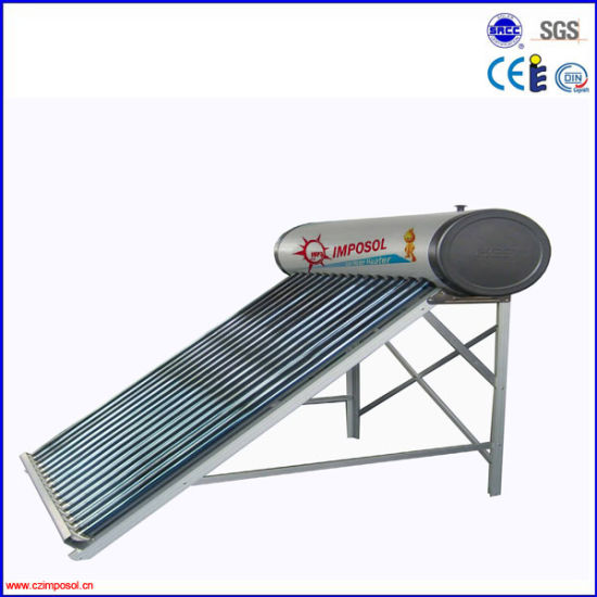 Household Compact Non-Pressure Solar Water Heater