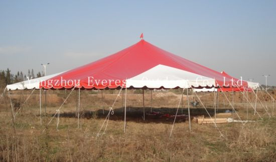 40X40ft Big Pole Tent with Good Price pictures & photos