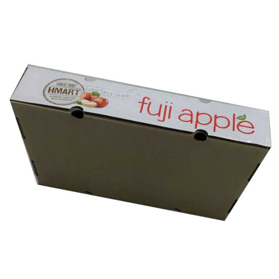 Fresh Fruit Packing Box for Apple pictures & photos