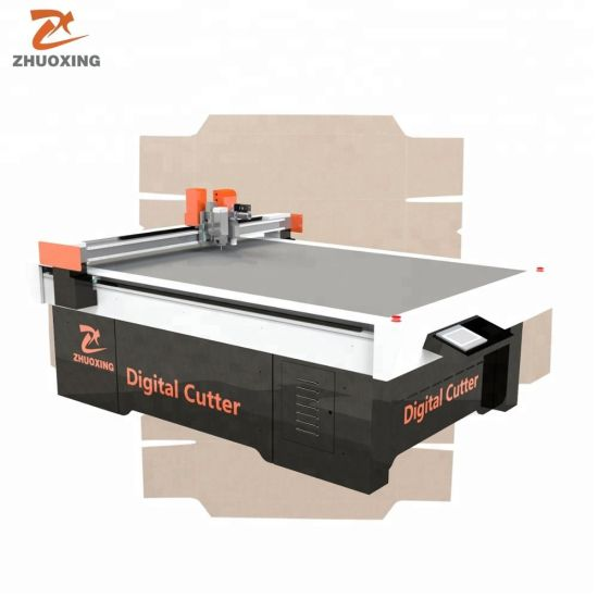Industry Used Cardboard Corrugated Paper Board Box Carton Making Machine Can Get a New Design in 2 Mins