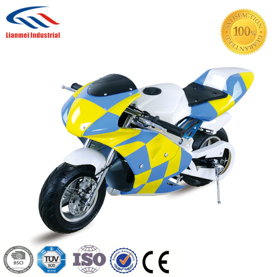 66bb4ad044b 49cc 2 Stroke Mini Moto for Kids/Pocket Bike/Mini Cross Bike pictures &