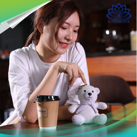 Music Bear Wireless Bluetooth Speakers Cartoon Lovely Dolls Speaker Portable Audio Plush Speaker Support TF Card pictures & photos