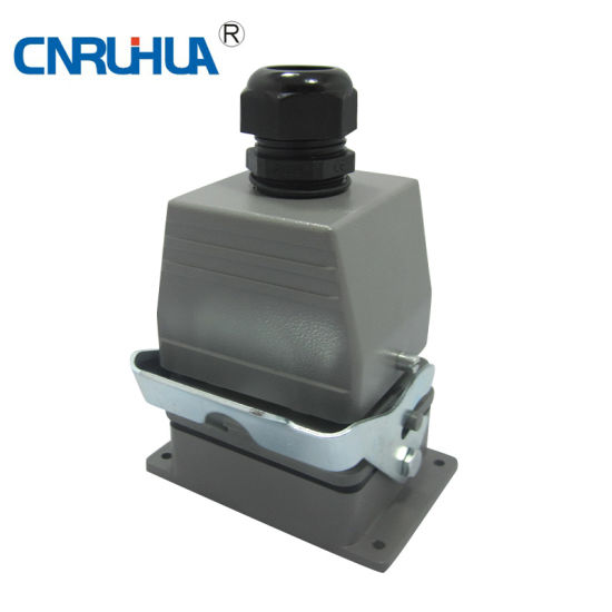 Hdc-He-048 48pins Top Entry Heavy Duty Connector