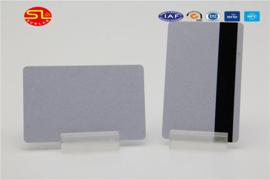 RFID 4100 Plastic Proximity Card with Loco Magnetic Stripe pictures & photos