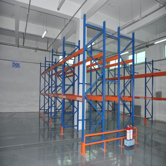 SGS Certificate Heavy Duty Pallet Rack pictures & photos