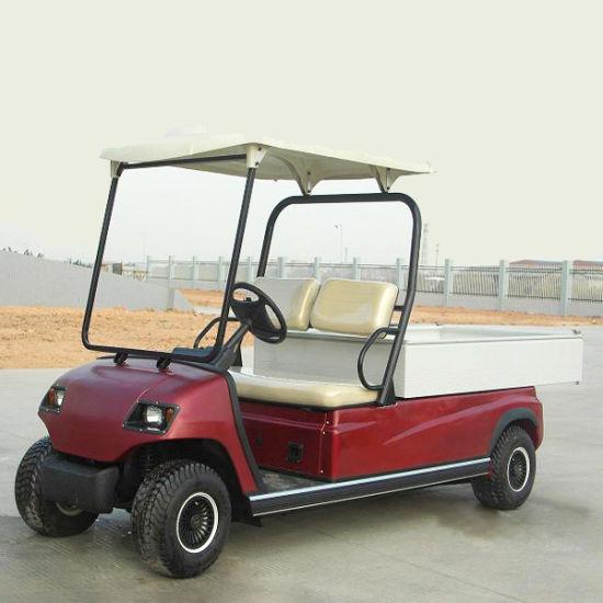 Hot! ! Electric Golf Cargo Truck Car