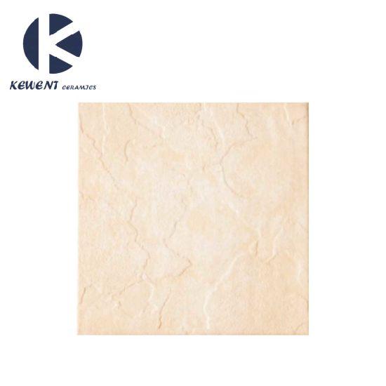 China 400x400 Bathroom Rustic Glazed Ceramic Flooring Tile China