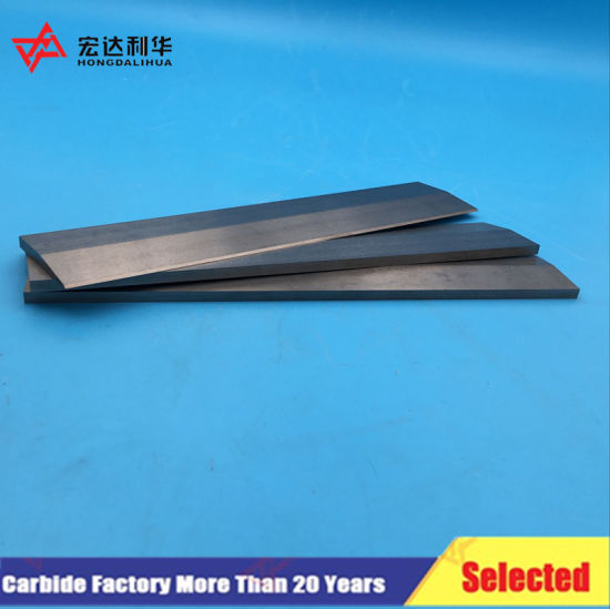 Cemented Carbide Square Bars for Blades Sharpening pictures & photos