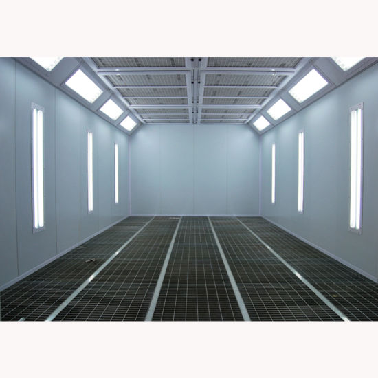 High Level Industrial Painting Booth Car Spray Booth pictures & photos