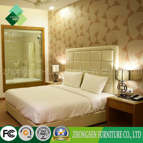 China Factory Direct Sale Hotel Bedroom Furniture for Standard Room ...