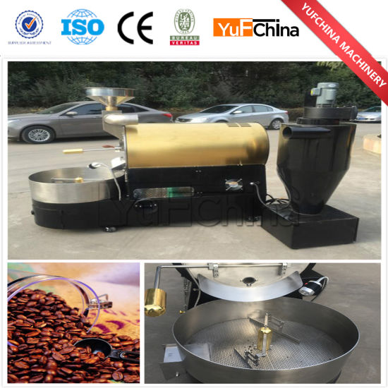Stainless Steel Commercial 6kg Coffee Roaster pictures & photos
