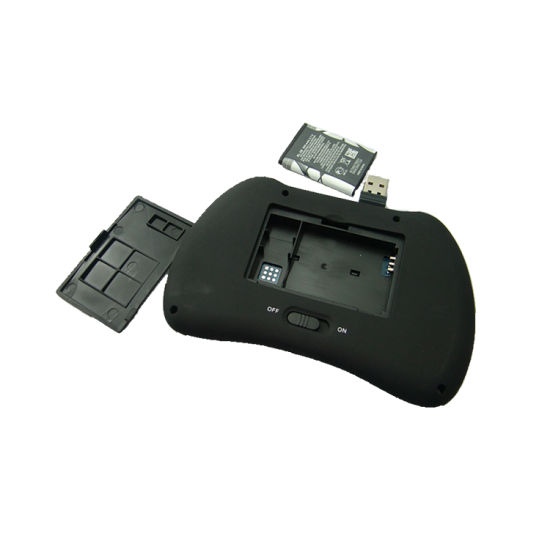 H9 Air Mouse 2.4GHz Keyboard Remote Control pictures & photos