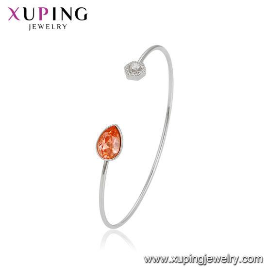 Fashion Artificial Diamond Bangle for Gift