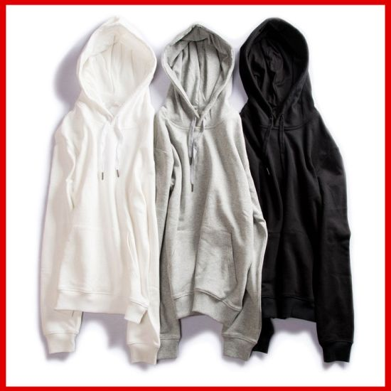 China Custom Cheap Plain Hoody in Colors - China Hoodies 20bcc48be1a2