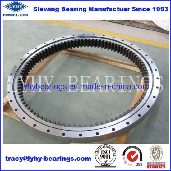 Excavator Part Slewing Bearing for Samsung Excavator (SE210-LC2) pictures & photos