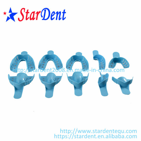 Dental Plastic Impression Trays of Dental Material pictures & photos