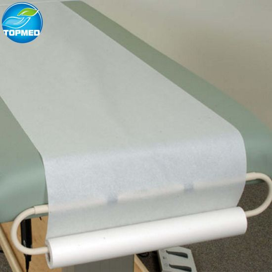 Paper Table Cover Roll for SPA Use pictures & photos