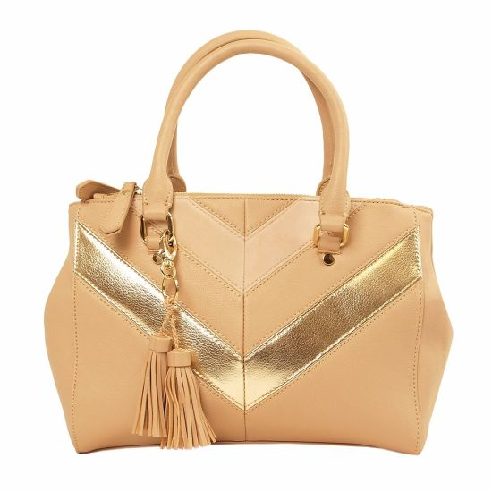 4f3d1756ed46 China Multi Colors Fashion Patched Satchel Handbag with Tassel ...