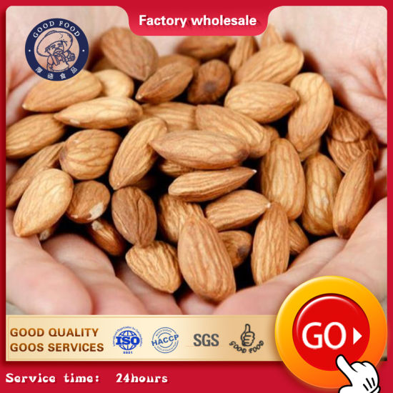 New Crop 100% Natural Almond Nuts High Quality Craftsmanship pictures & photos