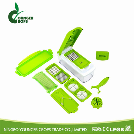 7 in 1 Nicer Dicer Fusion pictures & photos