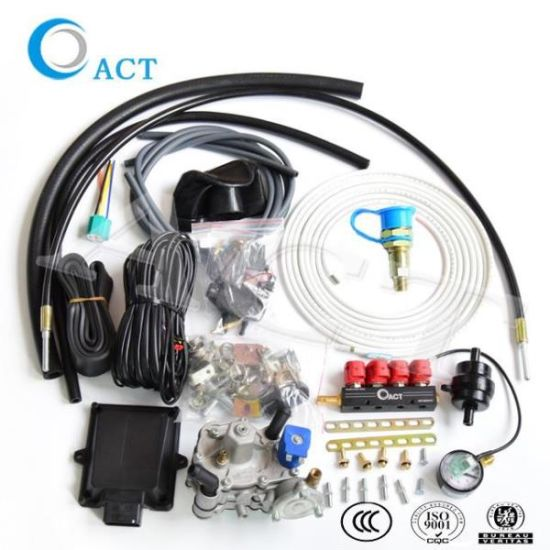 Act Lpg 4 Cylinder Gas Conversion Kit Sequential Injection System