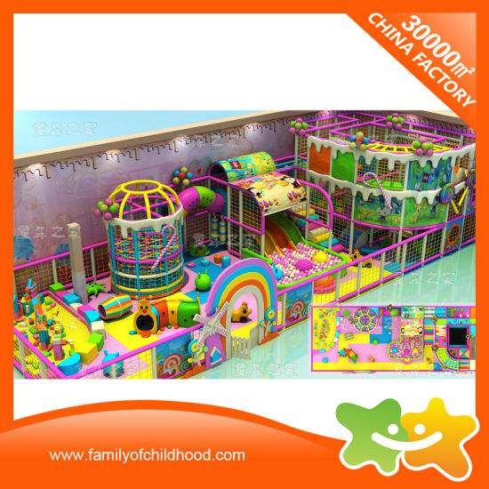 Kids Indoor Playgrounds for Sale pictures & photos