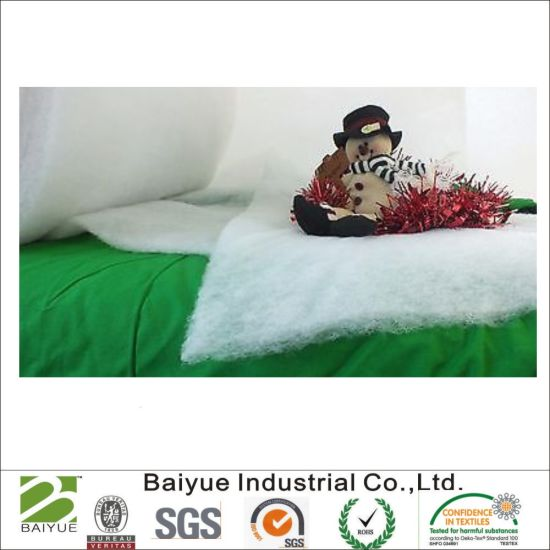 Flame Retardant Merry Christmas Blanket (Snow Blanket) pictures & photos