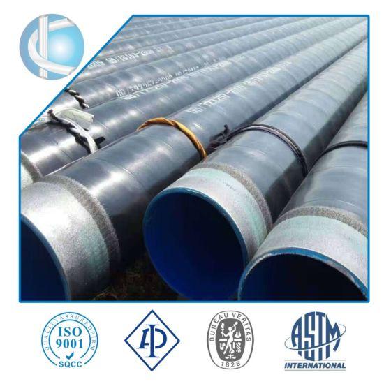 3PE Anticorrosive Steel Pipe /3PE Steel Pipe/ 3PE Pipe