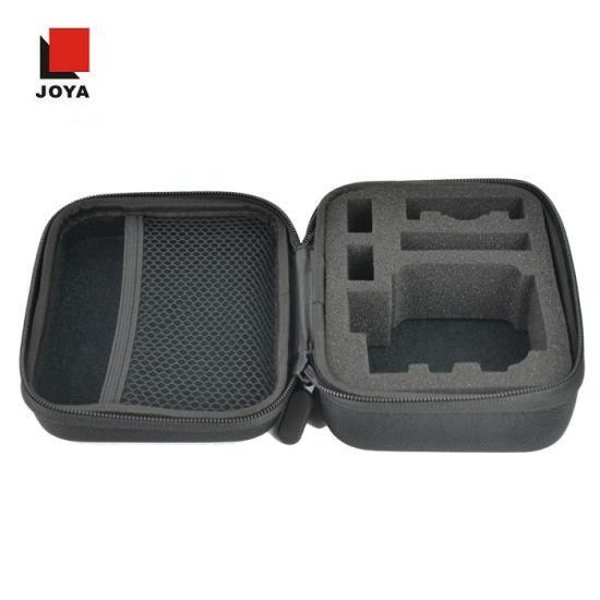 Rectangle Shape Customized EVA Case Tool Bag with 1680d