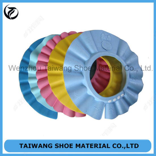 Flower Shape New Popular Waterproof Hotel Shower Cap for Baby pictures & photos