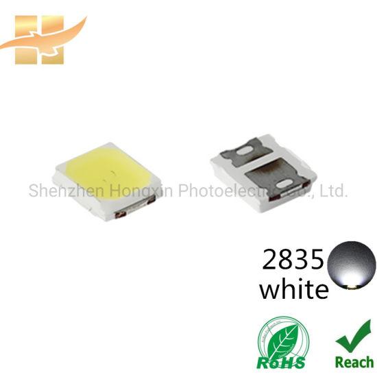 Hx-2835 0.2W White Factory Price Datasheet LED Chip SMD LED