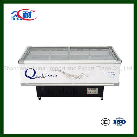 Wholesale Big Frozen Chicken Storage Cooling Cabinet Refrigeration Equipment Deep Freezer