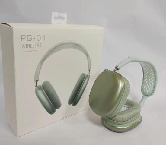 2021 Hot Sell Pg-01 Headphone Air PRO Max Wireless Earphones Headphones Headsets Stereo Gaming Headset Tws Air Max Headphone