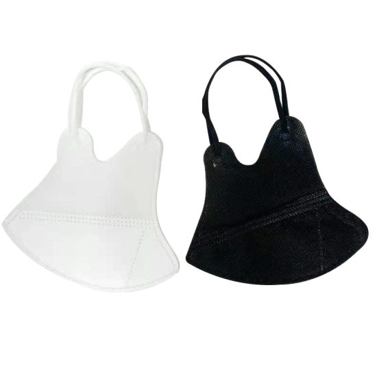 Disposable Black Face Mask Anti-Particle Masks Protective Mask 3D Design Multi Function Dust Face Mask