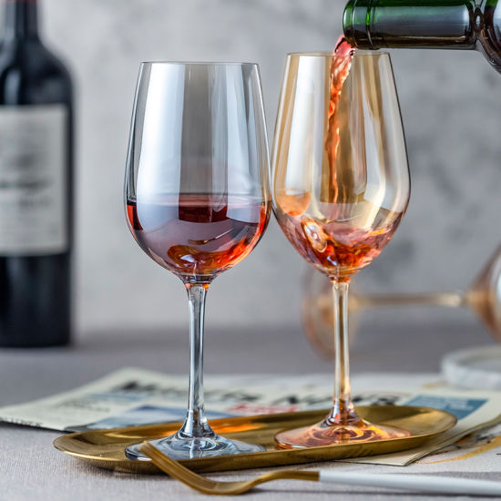 Factory Wholesale Red Wine Glass Goblet Crystal Glass Champagne Glass Goblet