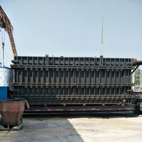 Steel House Production Line