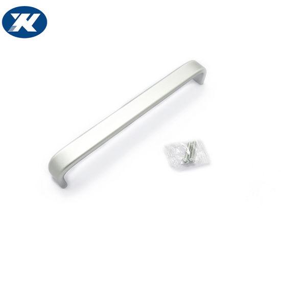 Factory Cheap Price Aluminium Door Furniture Pull Cabinet Handle (YFH-201)